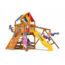 Детский игровой комплекс Rainbow Циркус Клубхаус 2020 II Тент (Circus Clubhouse 2020 II RYB)