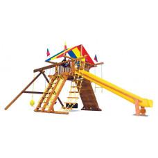 Детский игровой комплекс Rainbow КингКонг Кастл II Тент (KingKong Castle II RYB)