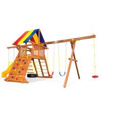 Детский игровой комплекс Rainbow Циркус Кастл 2020 II Тент (Circus Castle II 2020 RYB)