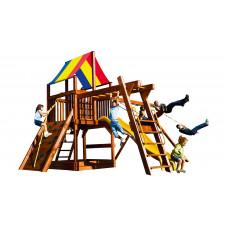 Детский игровой комплекс Rainbow Саншайн Клубхаус III Лайт Тент (Sunshine Clubhouse III RYB Light)
