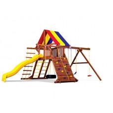 Детский игровой комплекс Rainbow Циркус Кастл 2020 III Тент (Circus Castle II 2020 RYB)