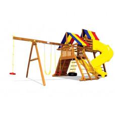 Детский игровой комплекс Rainbow Циркус Кастл 2020 V Тент (Circus Castle V 2020 RYB)