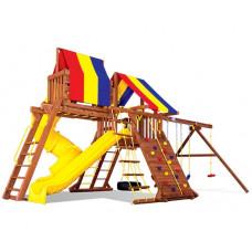 Детский игровой комплекс Rainbow Циркус Кастл 2020 V Тент (Circus Castle II 2020 RYB)