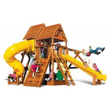 Детский игровой комплекс Rainbow Саншайн Клубхаус V Делюкс ДК (Sunshine Clubhouse V WR Deluxe)
