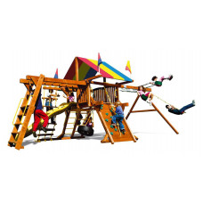 Детский игровой комплекс Rainbow Саншайн Кастл III Лайт Тент (Sunshine Castle III RYB Light)