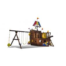 Детский игровой комплекс Rainbow Корабль Дизайн 2 (Ship Design 2)