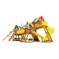 Детский игровой комплекс Rainbow Саншайн Дабл Вамми Тент (Sunshine Double Whammy RYB)