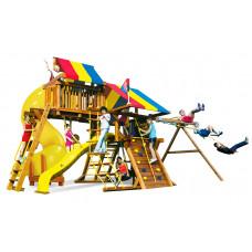Детский игровой комплекс Rainbow Саншайн Кастл V Лайт Тент (Sunshine Castle V RYB Light)