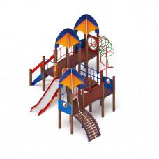 Детский игровой комплекс Скиф Космопорт горка Н 1200