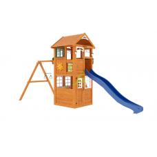 """Детский игровой комплекс IgraGrad Клубный домик"""" Luxe"""