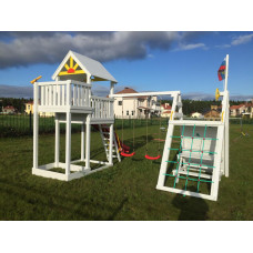 Детская игровая площадка городок Выше Всех Победа