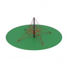 Пирамида (на резиновое покрытие) Скиф СК 2.05.01-РК (сетка)