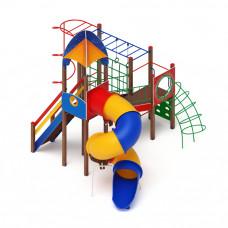 Детский игровой комплекс Скиф Космопорт горка Н 2000