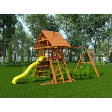 Детская площадка IgraGrad Крепость Дерево