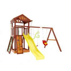 Детская игровая площадка IgraGrad Панда Фани Gride Color
