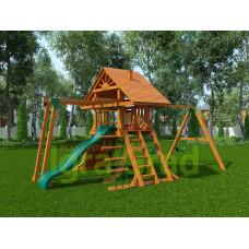Детская площадка IgraGrad Крепость с рукоходом Дерево