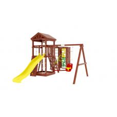 Детская игровая площадка IgraGrad Панда Фани Gride с Workout