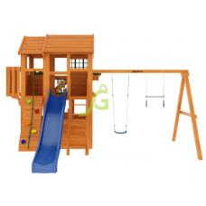 Детский игровой комплекс IgraGrad Клубный домик 3