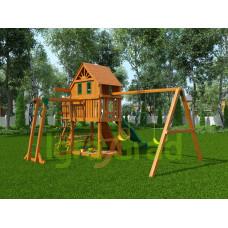 Детская площадка IgraGrad Навигатор Домик