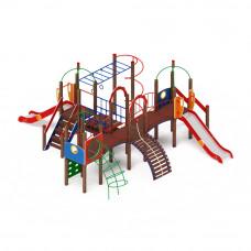 Детский игровой комплекс Скиф Навина горка Н 1200