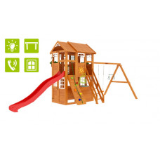 Детский игровой комплекс IgraGrad Клубный домик 2 Luxe