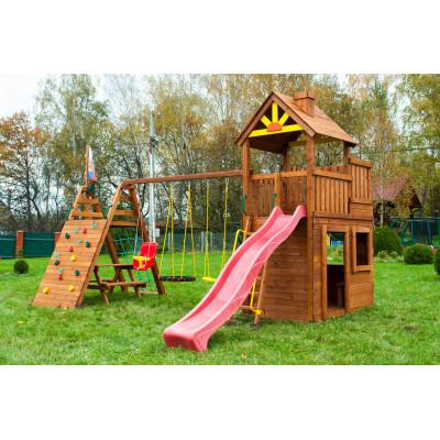 Детская игровая площадка городок Выше Всех Крепость
