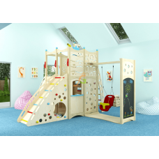 Домашний игровой комплекс IgraGrad 10 с гнездом