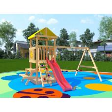 Детская игровая площадка IgraGrad Крафтик со столиком