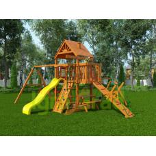 Детская площадка IgraGrad Пиратский дом Дерево