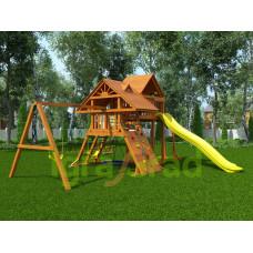 Детская площадка IgraGrad Крепость Deluxe +