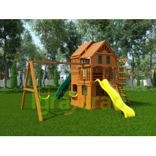 Детская площадка IgraGrad Великан 2 Домик
