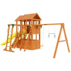 Детский игровой комплекс IgraGrad Клубный домик 2 с рукоходом