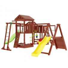 Детская игровая площадка IgraGrad Панда Фани Gride мостик 2