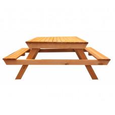 Стол-скамейка Можга Красная звезда Р943.1