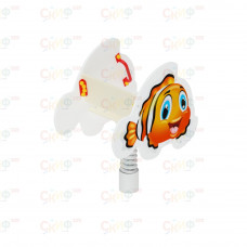 Качалка на пружине Скиф Рыбка