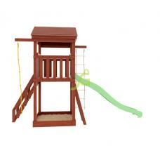 Детская игровая площадка IgraGrad Панда Фани Tower скалодром