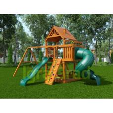 Детская площадка IgraGrad Шато с трубой Дерево