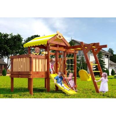 Детская площадка для малышей Савушка Baby Play 2