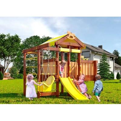 Детская площадка для малышей Савушка Baby Play 6