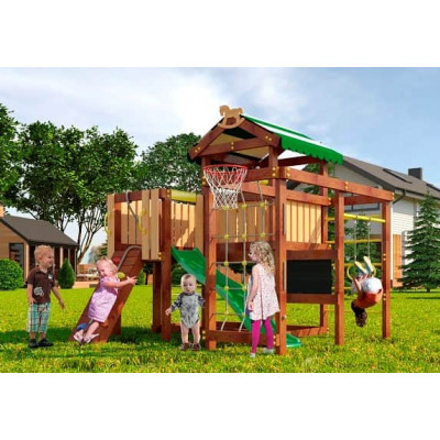 Детская площадка для малышей Савушка Baby Play 8