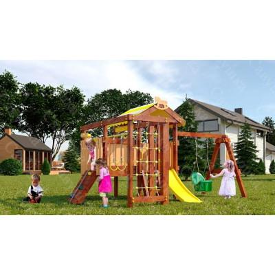 Детская площадка для малышей Савушка Baby Play 11