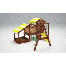Детская площадка для малышей Савушка Baby Play 12