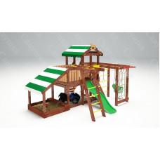 Детская площадка для малышей Савушка Baby Play 13