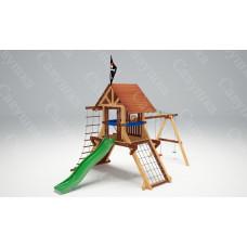Детская игровая площадка Савушка Lux 2
