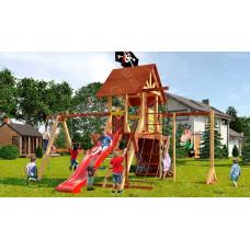 Детская игровая площадка Савушка Lux 3