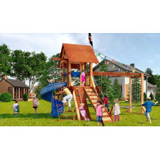 Детская игровая площадка Савушка Lux 5