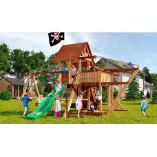 Детская игровая площадка Савушка Lux 6