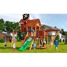 Детская игровая площадка Савушка Lux 7