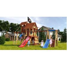 Детская игровая площадка Савушка Lux 11