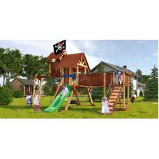 Детская игровая площадка Савушка Lux 12